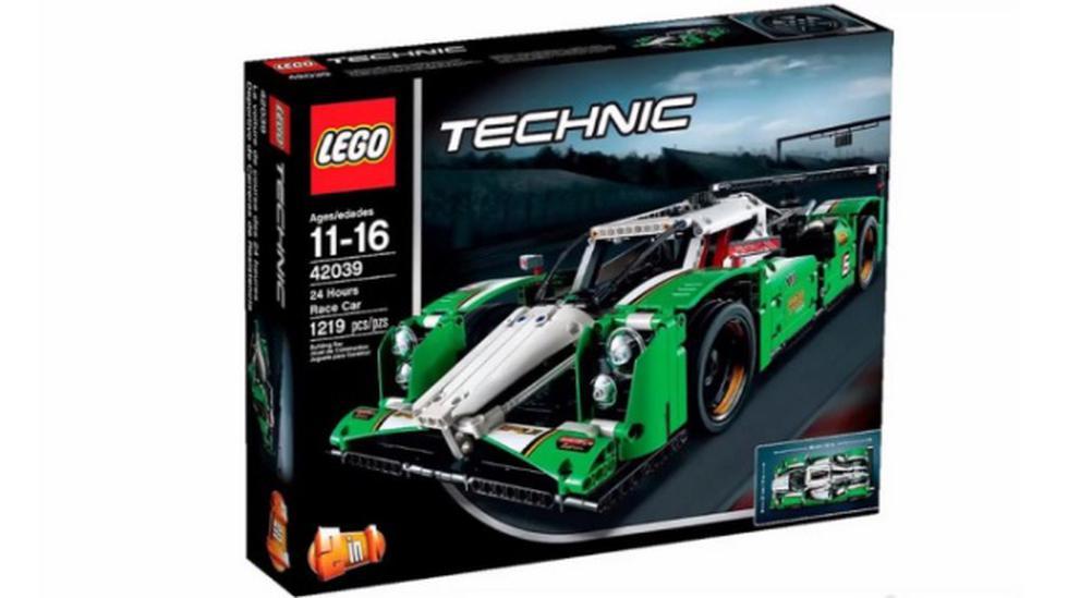 Lego lanza auto de las 24 Horas de Le Mans - 1