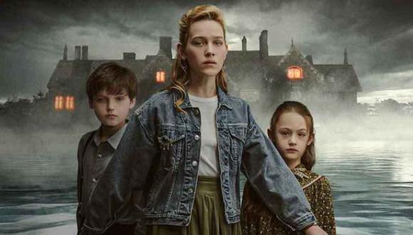 """""""The Haunting of Bly Manor"""" trata sobre lugares y personas encantadas. Esta vez, el lugar encantado es una gran mansión en la campiña inglesa, ocupada por dos niños huérfanos (Foto: Netflix)"""