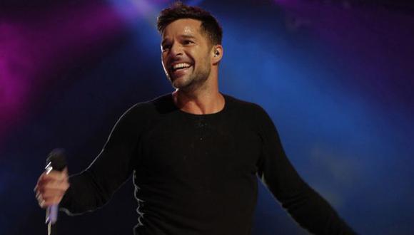Ricky Martin: ¿A quién dedicó su estrella en Paseo de la Fama?