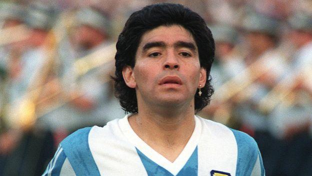 Habrá tres días de duelo nacional en Argentina por la muerte de Diego Maradona. (Foto: AFP)