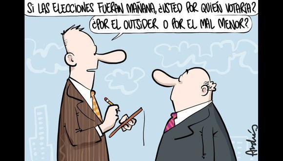 ¿El 'outsider' o el mal menor?, por Carlos Meléndez