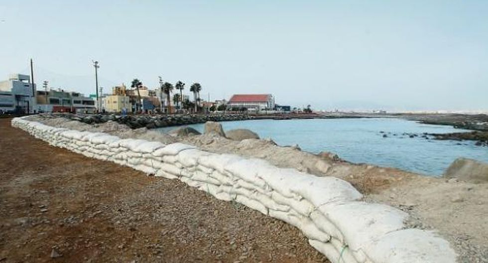 La Marina descartó tsunami en la costa peruana