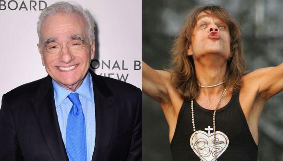 Martin Scorsese dirigirá un nuevo documental sobre el cantante David Johansen. (Foto: AFP)