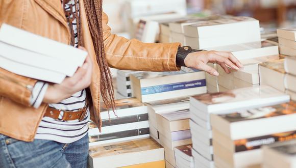 Aprovecha los descuentos por Black Friday que ofrecen estas librerías. (Foto: Shutterstock)