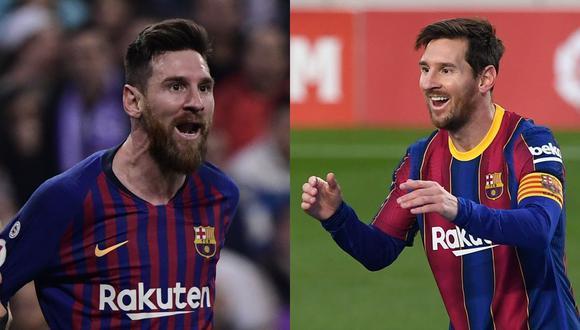 Lionel Messi es el goleador histórico del FC Barcelona, club que dejaría a fin de temporada tras muchos desacuerdos con la directiva. (Foto: AFP)