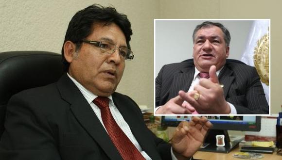 Fiscal Ramos justificó cambio de coordinador para lavado