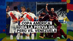 Perú vs. Venezuela: Toda la previa del último partido de la Blanquirroja por la fase de grupos de la Copa América 2021