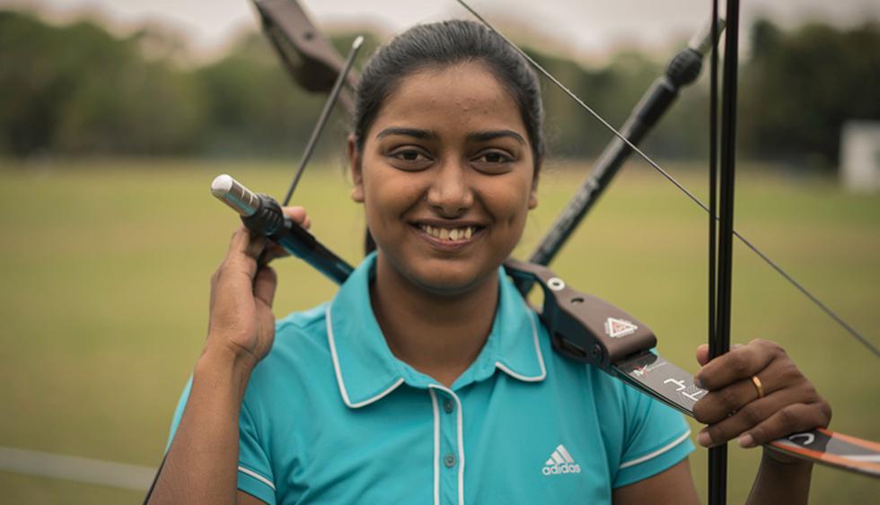 Ladies First. Deepika Kumari se convirtió en la arquera número uno con solo 18 años, a pesar de haber nacido en la pobreza en un lugar de la India donde las mujeres gozan de muy pocos derechos. Una verdadera historia de superación de barreras económicas, culturales y de género. , Disponible desde el 8 de marzo. (Foto: Difusión)