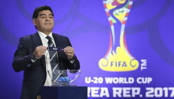 Mundial Sub 20: conoce cómo quedaron conformados los grupos