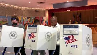 Nueva York celebra las elecciones primarias para su alcaldía