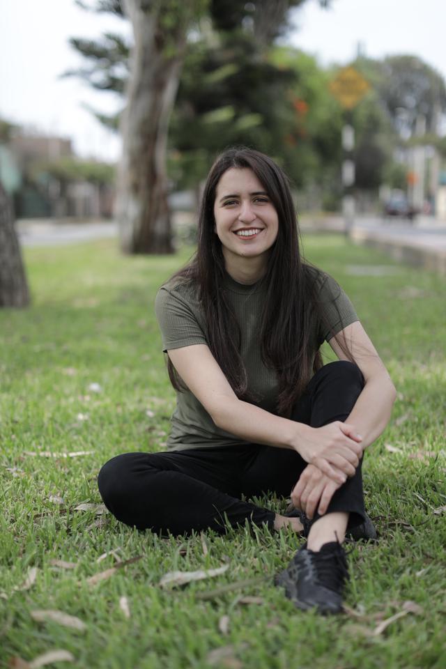 Ella es Ana Paula Albín, fundadora de Proa. (Foto: Anthony Niño de Guzmán)
