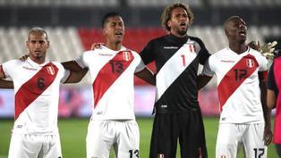 Selección Peruana descendió en el último ranking FIFA