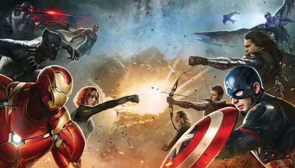 """""""Capitán América Civil War"""": ¿por qué se dividen los héroes?"""