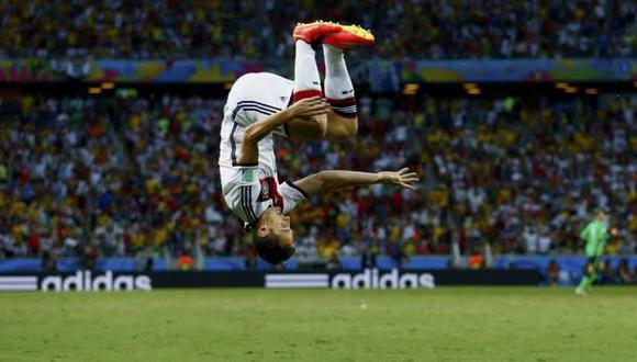 Miroslav Klose es el máximo goleador en la historia de los mundiales. (Foto: AP)