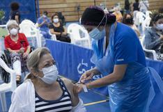 Chile supera los tres millones de vacunados contra el coronavirus, 16 % de su población total