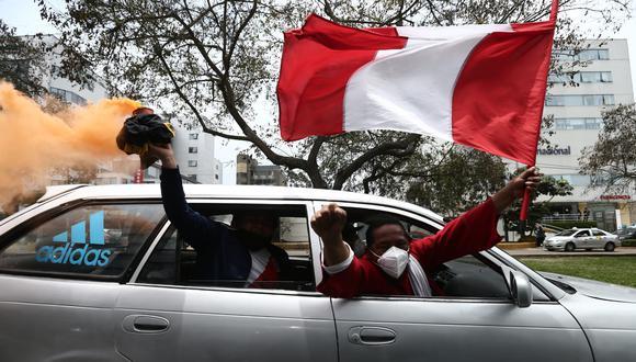 Despliegue a 1.400 policías en diferentes puntos de Lima es para evitar aglomeraciones u otra falta a las restricciones dispuestas para mitigar avance del coronavirus. (Foto: Archivo/GEC)