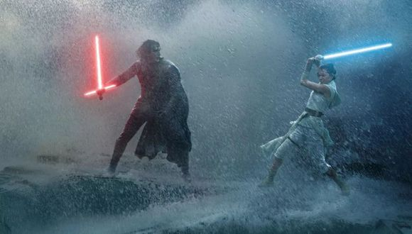 "Kylo Ren y Rey se enfrentarán en ""Star Wars: The Rise of Skywalker"" (Foto: Disney)"