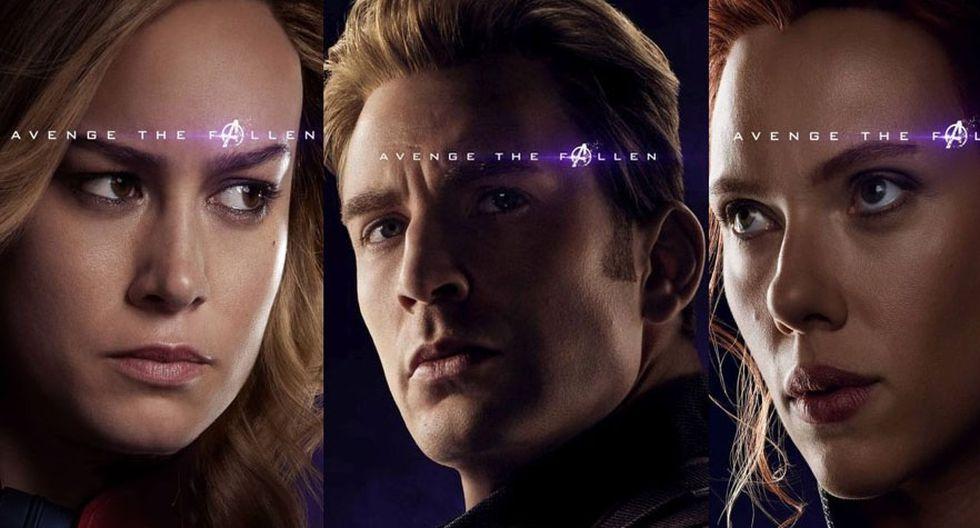 Avengers: Endgame: los héroes del MCU olvidados en los pósteres (Foto: Marvel Studios)