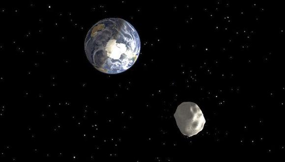 La ESA busca cómo financiar misión para desviar asteroides