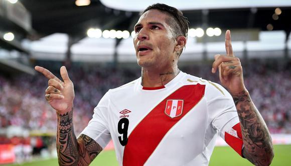 """Fredy Rincón, exReal Madrid, sobre Paolo Guerrero: """"Es goleador, tiene mucha técnica"""""""