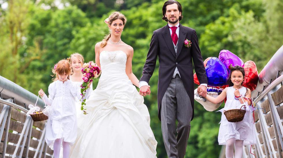 Matrimonio con hijos: 'chicos, están invitados al matri' - 3