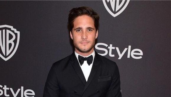 """Diego Boneta también será el productor de la miniserie, en la que volverá a trabajar con parte del equipo de """"Luis Miguel: La serie"""". (Foto: Instagram @diego)"""