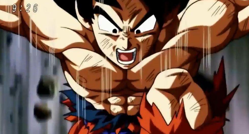 """Gokú, tal y como aparece en el adelanto en video de """"Dragon Ball Super"""" 131. (Foto: Toei Animation)"""