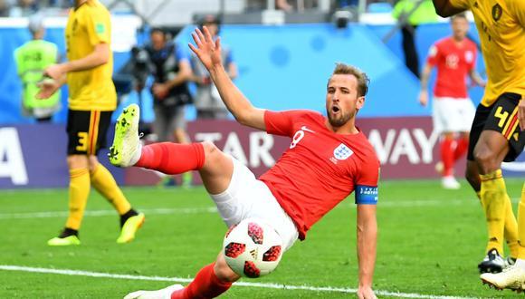 Harry Kane sumó seis goles en el Mundial Rusia 2018 con Inglaterra y puede ser el goleador del torneo. (Foto: Reuters)
