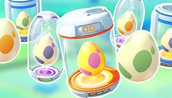 ¿Quieres saber qué Pokémones puedes obtener en los huevos que obtienes al girar poképaradas? (Foto: Captura)