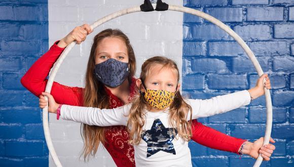 La Tarumba apoya campaña que promueve el uso de mascarillas para evitar el contagio del COVID-19. (Foto: La Tarumba)