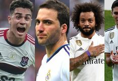 Las 10 transferencias invernales más caras en la historia del Real Madrid con Reinier Jesus [FOTOS]