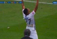 Alianza Lima vs. Sport Huancayo: Kevin Quevedo sombreó a su marcador y definió con clase para el 3-1 | VIDEO