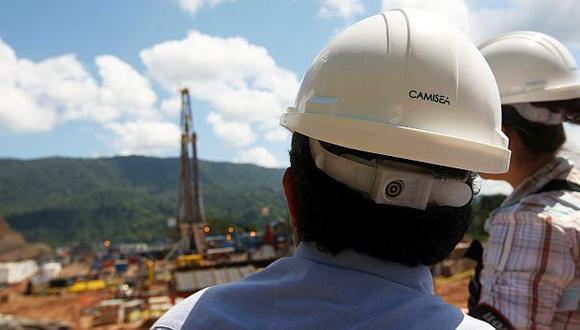 Regalías de Camisea aumentaron en 12,1% durante el 2013