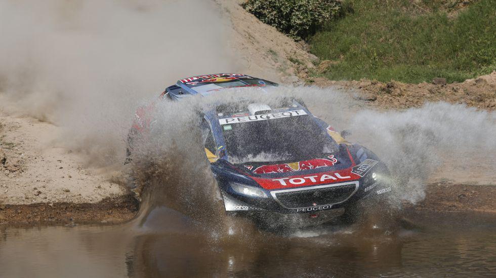 Dakar 2016: Sebastien Loeb ganó la segunda etapa - 1