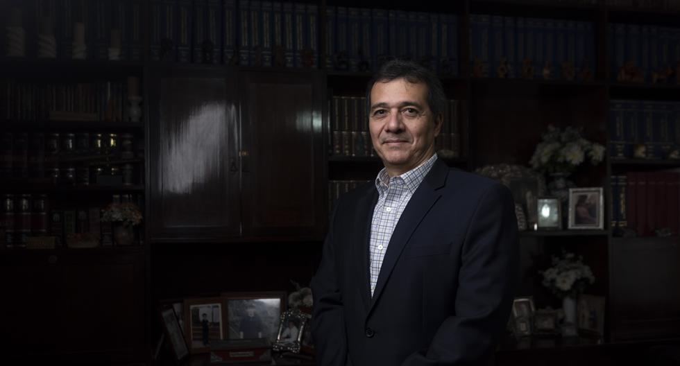 Alonso Segura fue ministro de Economía u Finanzas durante la gestión de Ollanta Humala. (Foto: Leandro Britto/El Comercio)