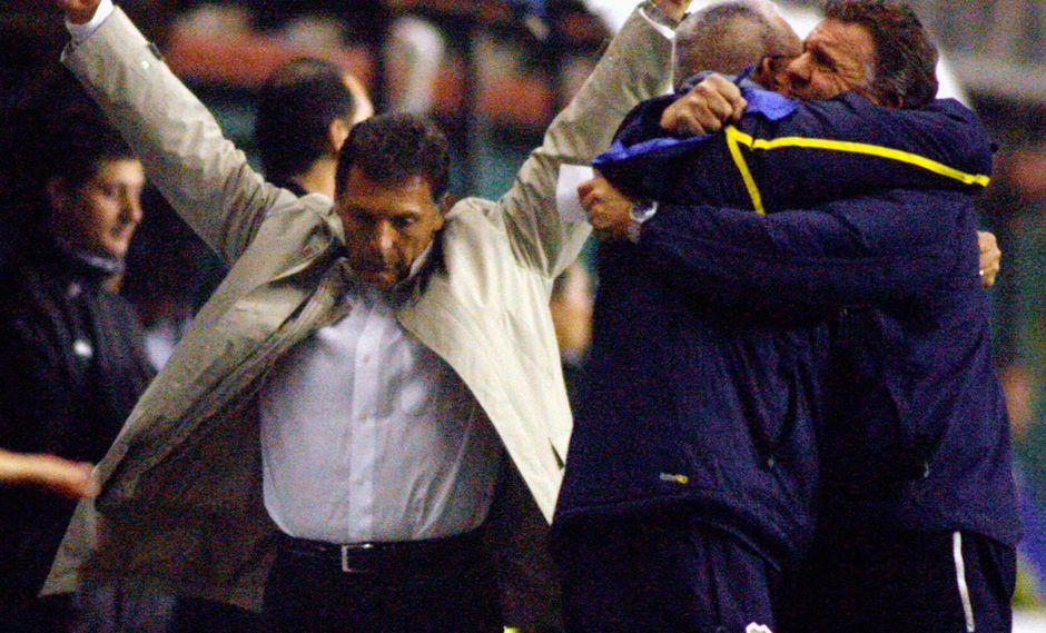Miguel Ángel Russo fue campeón de la Copa Libertadores 2007 con Boca Juniors. | Foto: Reuters