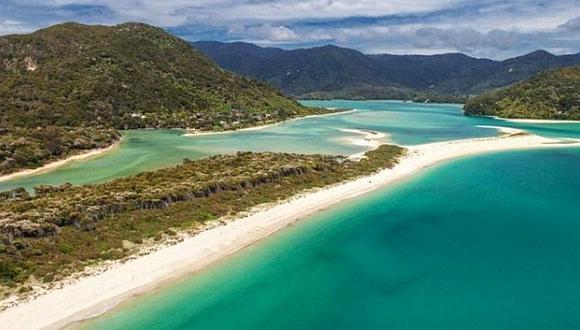 La playa de Nueva Zelanda que nunca más será propiedad privada