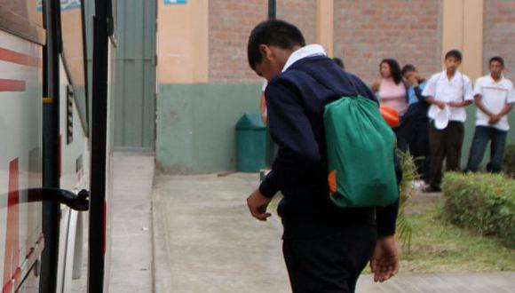 "Minedu: ""A ningún niño debe privársele la matrícula escolar"""