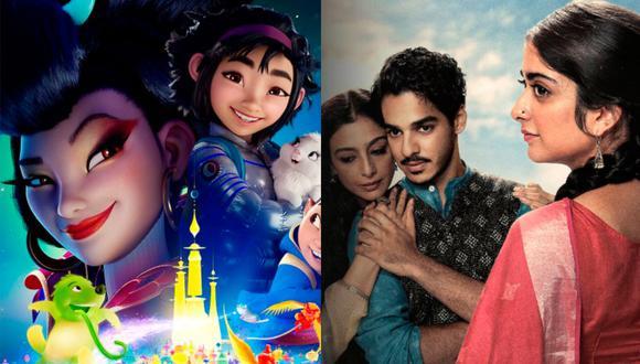 """""""Más allá de la luna"""" y """"Un buen partido"""" son algunos de los estrenos que tiene para este 23 de octubre la plataforma de streaming (Foto: Netflix)"""