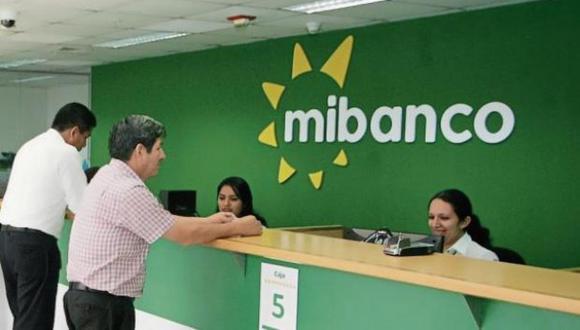 Mibanco es la entidad que ofrece la tasa de interés promedio más alta entre los bancos con 14,6%.