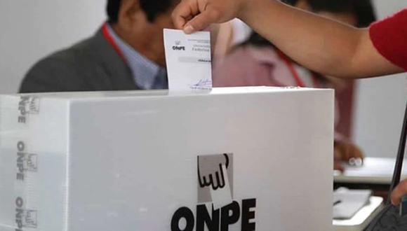 Según el cronograma electoral, este año deben realizarse elecciones primarias en las organizaciones políticas (Foto: Andina)