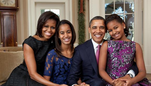 Michelle Obama revela que se sometió a fecundación in vitro tras sufrir un aborto. (Foto: AP)