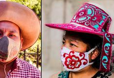 Cusco: las mascarillas con coraje chumbivilcano que reinventan la tradición durante la pandemia