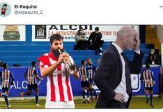 Real Madrid fue eliminado de la Copa del Rey: merengues son víctimas de memes tras quedar fuera ante Alcoyano | FOTOS