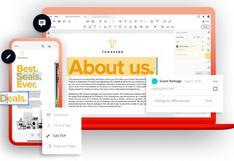 Acrobat Web introduce nuevas herramientas gratuitas para PDF en el navegador