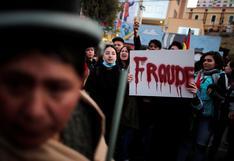 """OEA expresa su """"preocupación y sorpresa"""" por conteo de votos en Bolivia"""