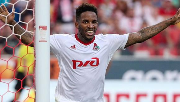 Farfán culmina contrato con Lokomotiv. (Foto: GEC / Agencias)