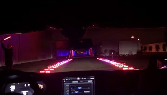 Así es la espectacular aceleración del nuevo Tesla Model S