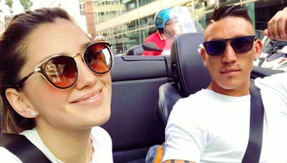 Melody Pasini, la novia de Ricardo Centurión, dejó de existir a los 25 años. (Foto: Instagram)