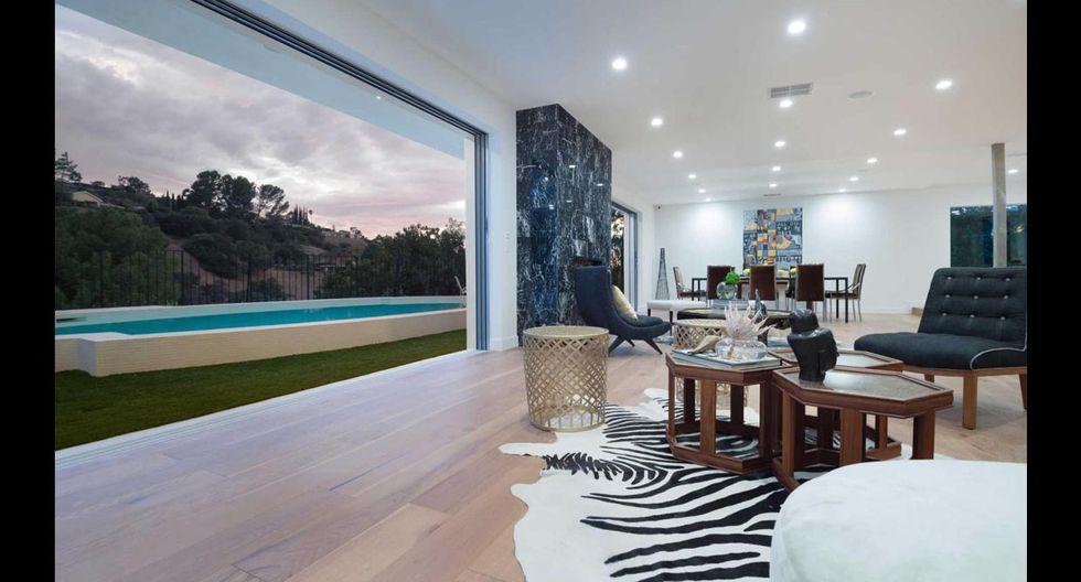 Conoce por dentro la nueva casa de Cameron Diaz en Los Ángeles - 2